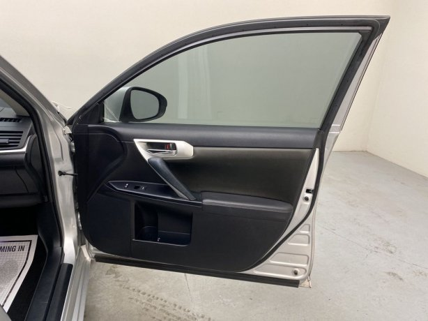 used 2013 Lexus CT for sale near me