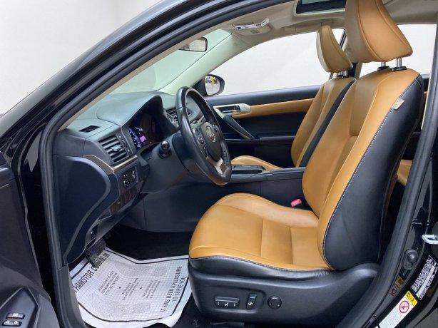used 2015 Lexus CT for sale Houston TX