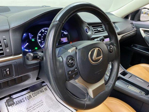 2015 Lexus CT for sale Houston TX