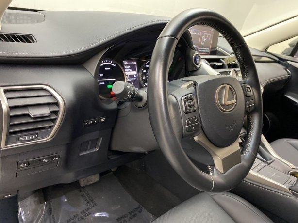 used 2018 Lexus NX for sale Houston TX