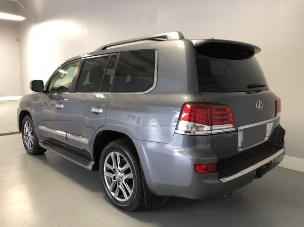 used 2014 Lexus LX for sale