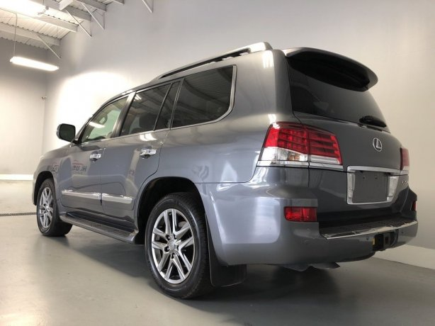used Lexus LX for sale near me