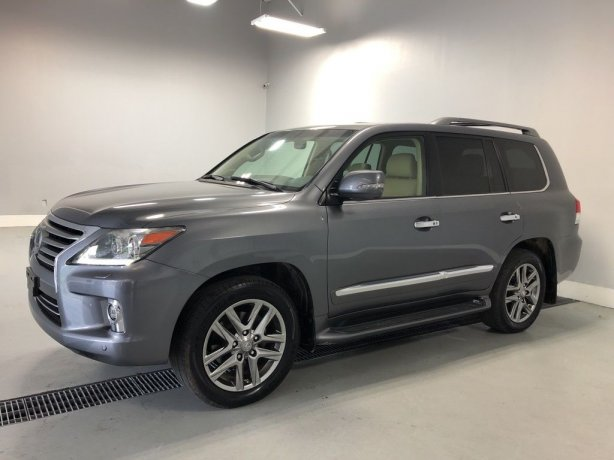 Used Lexus LX for sale in Houston TX.  We Finance!