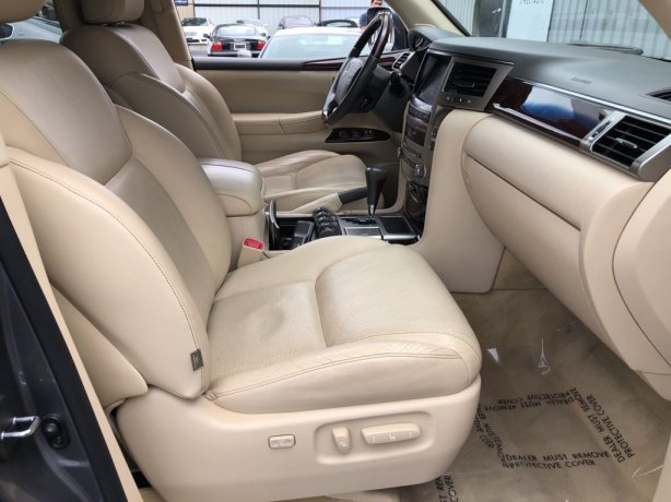 cheap used 2014 Lexus LX for sale
