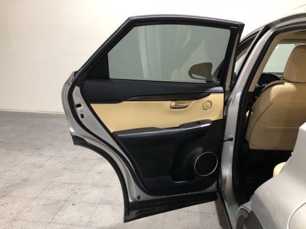 used 2016 Lexus NX