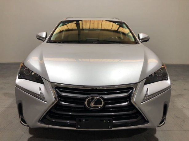 Used Lexus NX for sale in Houston TX.  We Finance!
