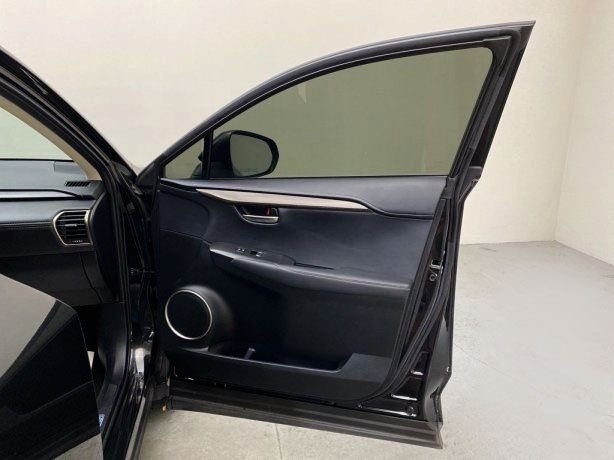 used 2019 Lexus NX for sale near me