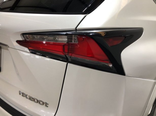 used 2017 Lexus NX for sale