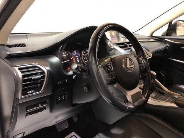 used 2017 Lexus NX for sale Houston TX