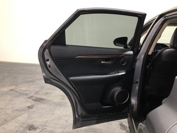 used 2017 Lexus NX
