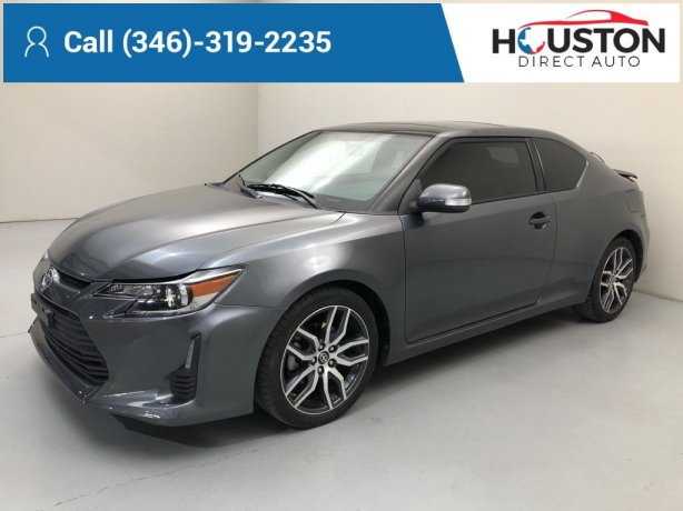 Used 2014 Scion tC for sale in Houston TX.  We Finance!