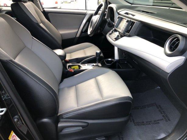 2016 Toyota RAV4-Hybrid Limited