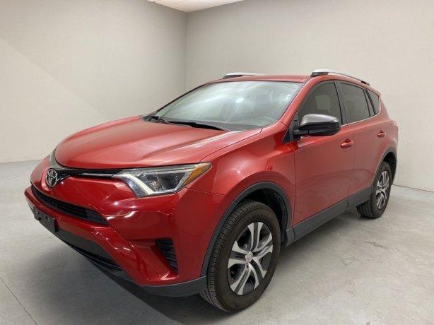 Used 2016 Toyota RAV4 for sale in Houston TX.  We Finance!
