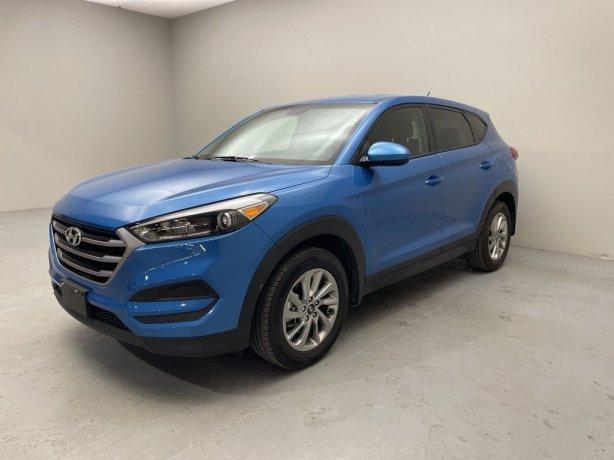 Used 2018 Hyundai Tucson for sale in Houston TX.  We Finance!