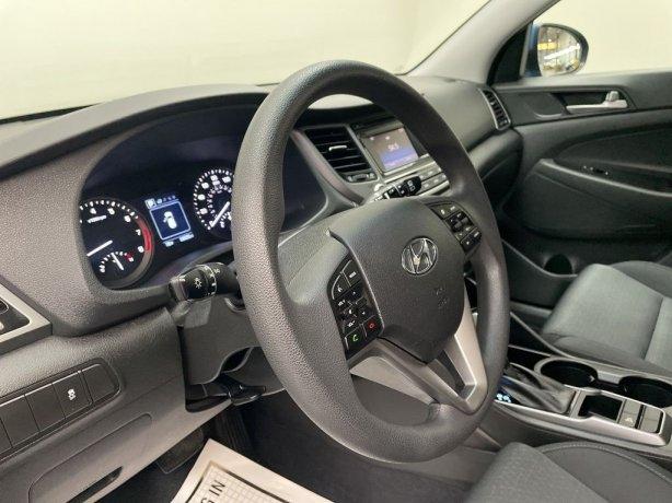 used 2018 Hyundai Tucson for sale Houston TX
