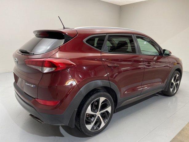 Hyundai Tucson for sale near me
