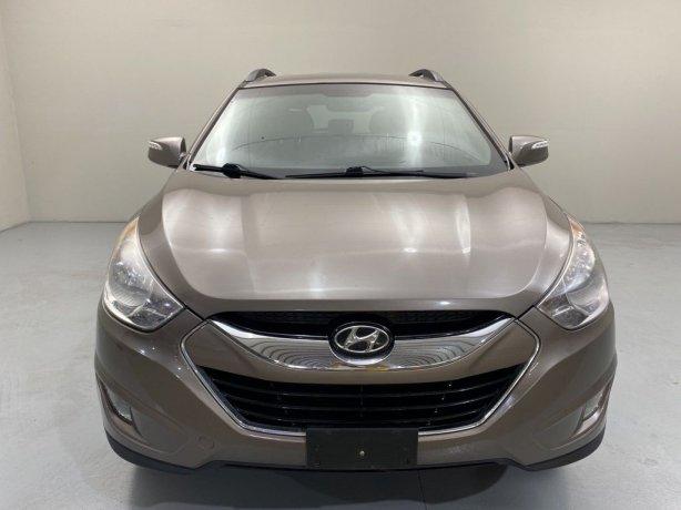 Used Hyundai Tucson for sale in Houston TX.  We Finance!