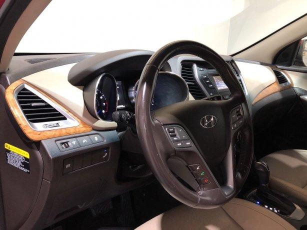 used 2016 Hyundai Santa Fe for sale Houston TX