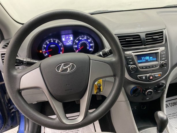2017 Hyundai Accent for sale near me