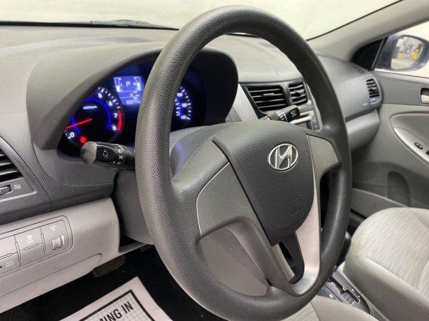 2017 Hyundai Accent for sale Houston TX