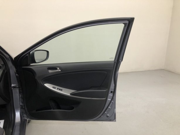 used 2017 Hyundai Accent for sale near me
