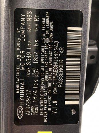 Hyundai 2017 for sale near me