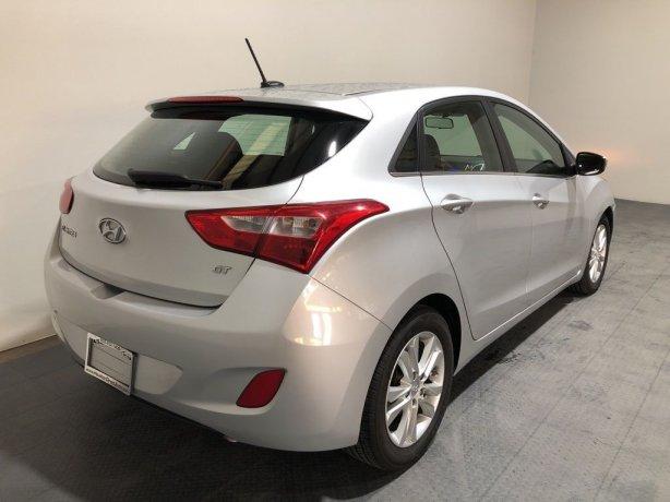 used Hyundai Elantra GT