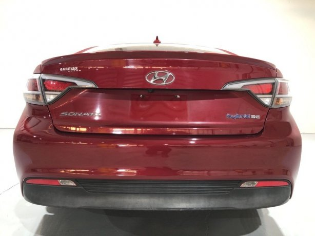 2016 Hyundai Sonata Hybrid for sale