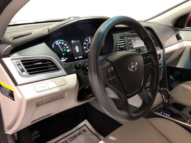 2016 Hyundai Sonata Hybrid for sale Houston TX