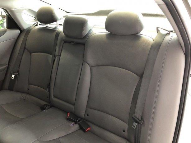 2012 Hyundai Sonata-Hybrid Base