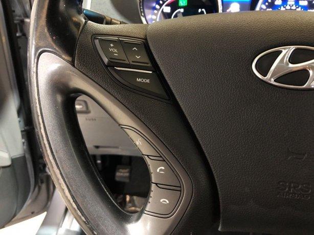 used Hyundai Sonata Hybrid for sale Houston TX