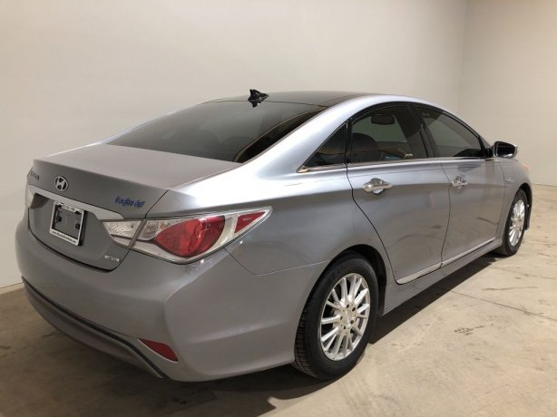 used Hyundai Sonata Hybrid
