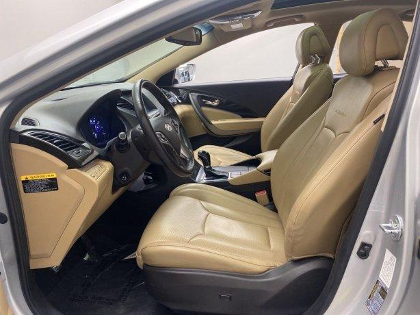 used 2015 Hyundai Azera for sale Houston TX