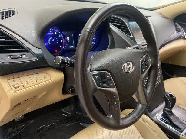 2015 Hyundai Azera for sale Houston TX