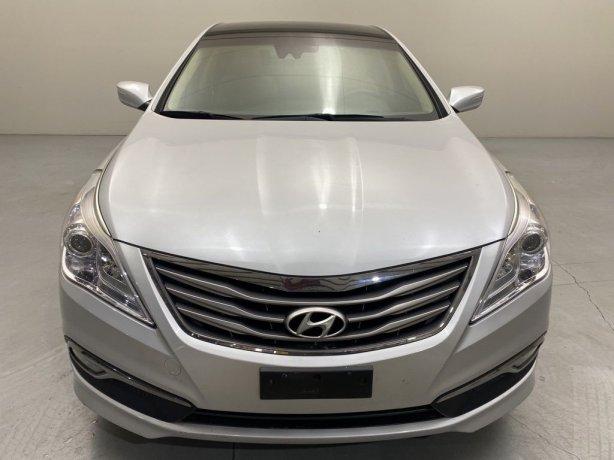 Used Hyundai Azera for sale in Houston TX.  We Finance!