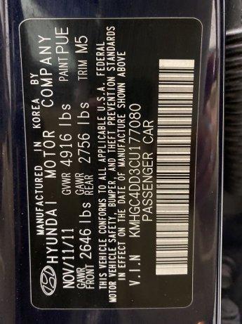 Hyundai Genesis 2012 for sale