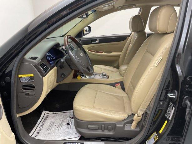 used 2012 Hyundai Genesis for sale Houston TX