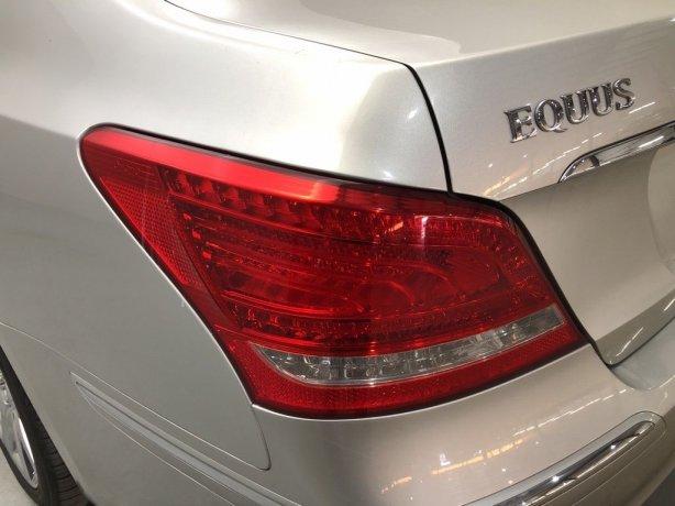 used 2011 Hyundai Equus for sale