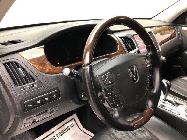 2011 Hyundai Equus for sale Houston TX