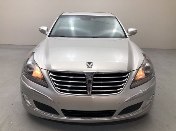 Used Hyundai Equus for sale in Houston TX.  We Finance!