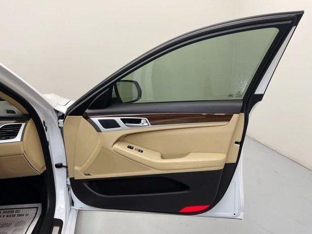 used 2015 Hyundai Genesis for sale near me
