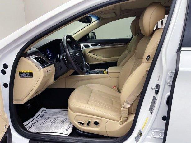 used 2015 Hyundai Genesis for sale Houston TX