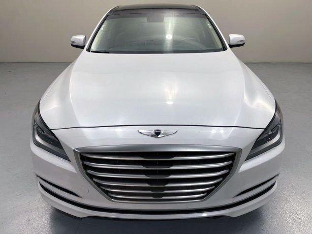 Used Hyundai Genesis for sale in Houston TX.  We Finance!