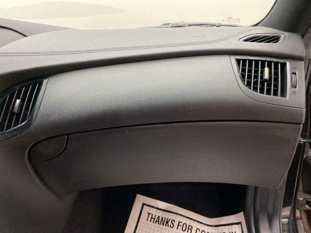 cheap Hyundai Genesis Coupe near me