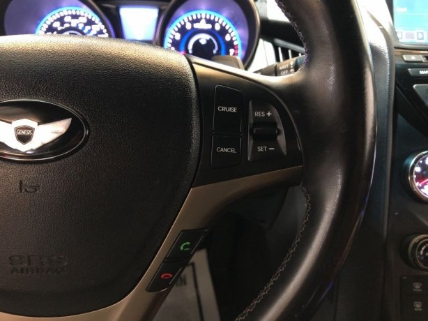 cheap used 2013 Hyundai Genesis Coupe for sale