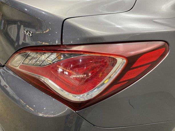 used Hyundai Genesis Coupe for sale near me