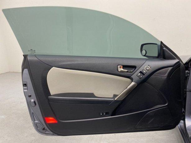 used 2015 Hyundai Genesis Coupe