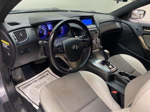 used 2015 Hyundai Genesis Coupe for sale Houston TX