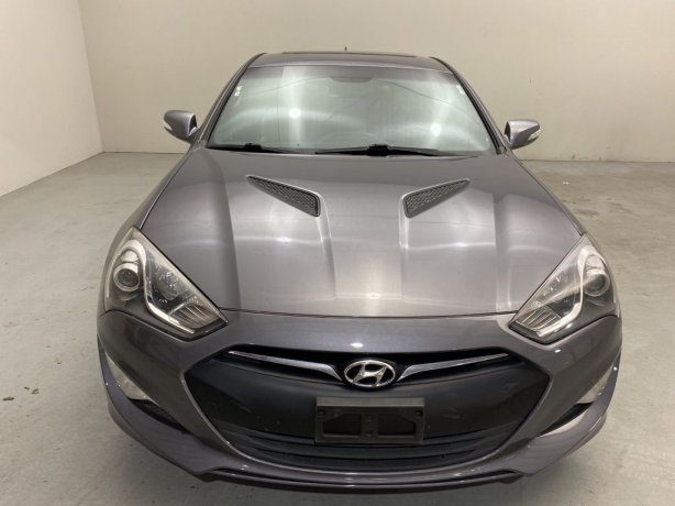 Used Hyundai Genesis Coupe for sale in Houston TX.  We Finance!
