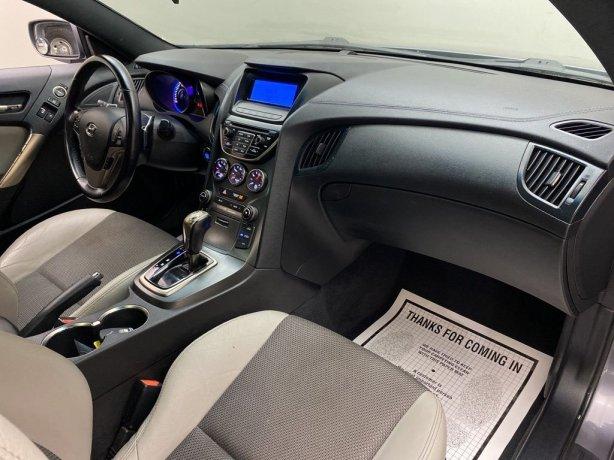 cheap Hyundai Genesis Coupe for sale Houston TX